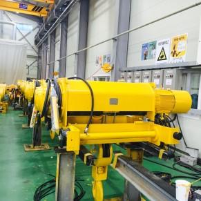 南京电动葫芦购买-案例展示