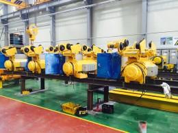 电动葫芦工厂直销-案例展示