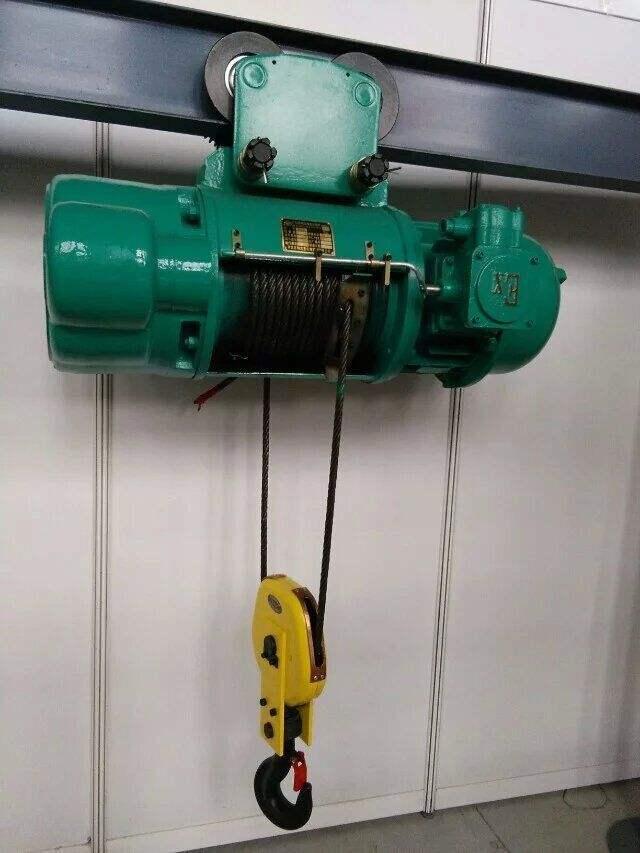 防爆电动葫芦:保养与使用注意事项